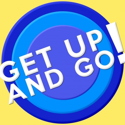Get up and go logo
